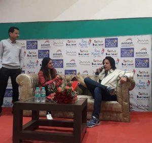 बिग ब्रेकिंग -सुपरहिट फिल्म आशिकी फिल्म एक्टर राहुल रॉय दो दिनों के लिए बिलासपुर शहर पहुंचे।